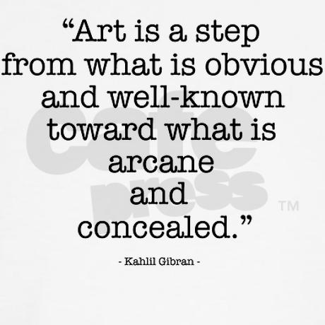 kahlil_gibran_quote_on_art_long_sleeve_tshirt