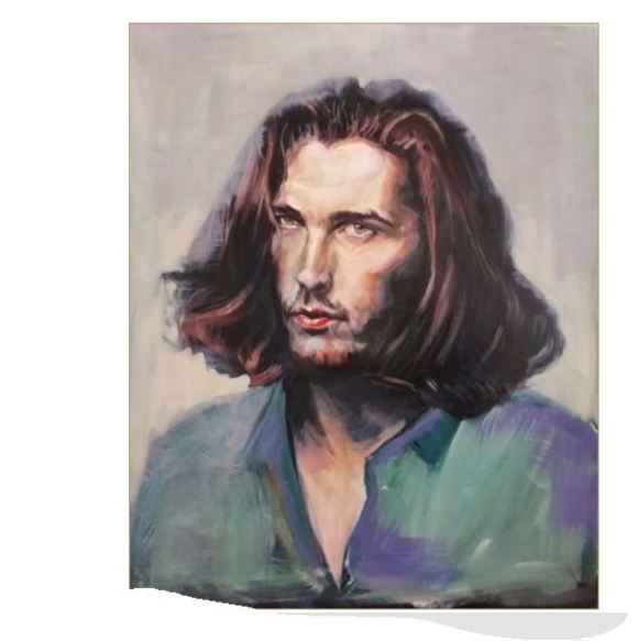 Hozier by Tom Byrne